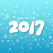 Happy New Year 2017 [LG Home+]
