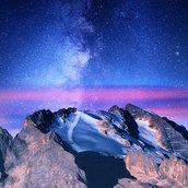 Starlit night_[LG_Home+]