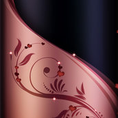 E&M_Pink Vine Heart_[LG_Home+]