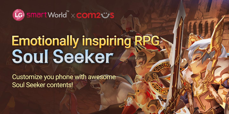 [Emotionally inspiring RPG, 'Soul Seeker']