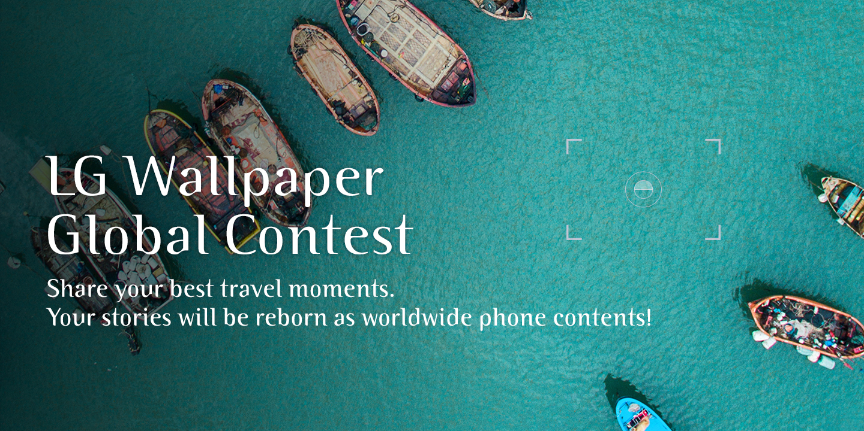 [LG Wallpaper Global Contest]