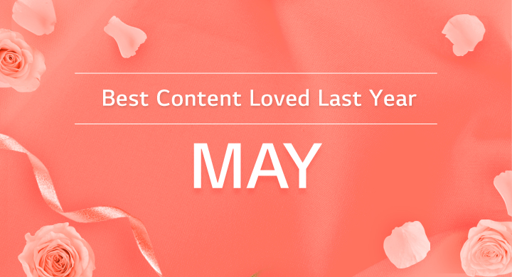 Best content in May of last year!